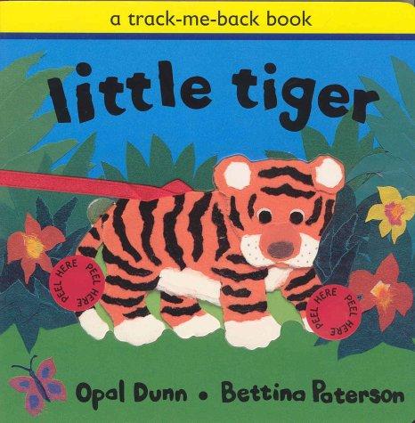 9780333763001: Little Tiger (Track Me Back)