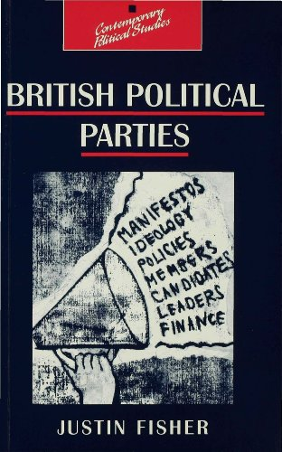 9780333763261: British Political Parties (Contemporary Politial Studies)