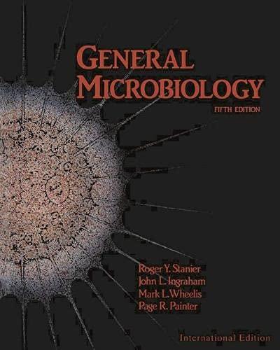 9780333763643: General Microbiology: International Edition