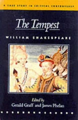 9780333764510: The Tempest: A Case Study in Critical Controversy (Case Studies in Contemporary Criticism)