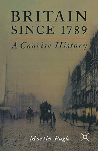 9780333764534: Britain Since 1789: A Concise History