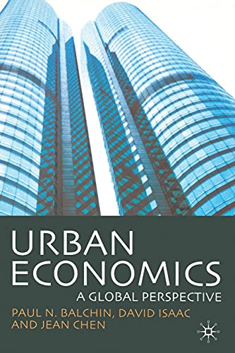 9780333771280: Urban Economics: A Global Perspective