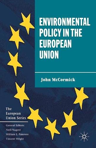 9780333772034: Environmental Policy in the European Union