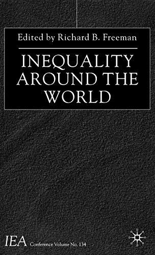 Inequality Around the World: Palgrave Macmillan