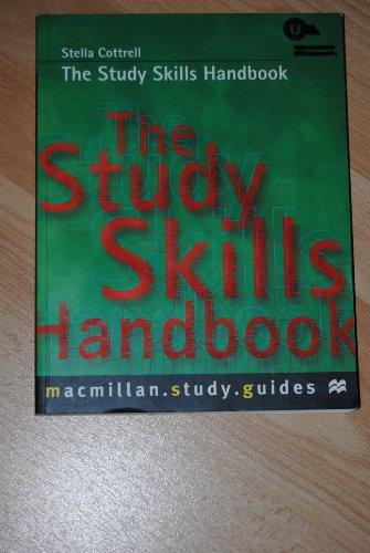 9780333774816: Study Skills Handbook