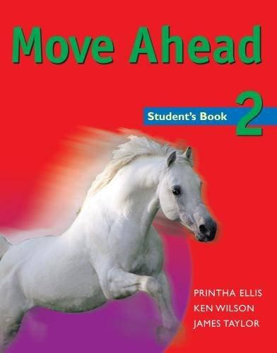 Move ahead 2 Student s Book: Student s Book (Paperback): Et A Ellis