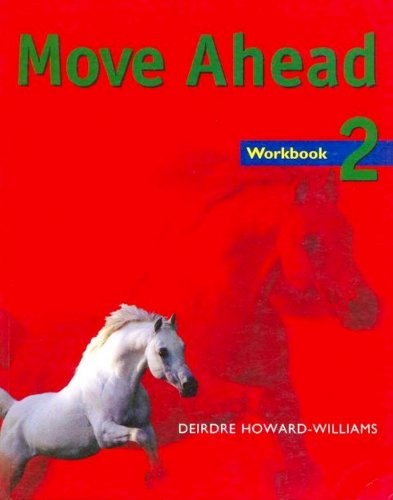 9780333775844: Move ahead 2 Workbook