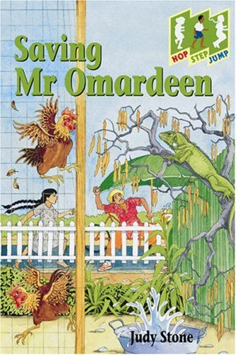 Saving Mr Omardeen: Level 2 (Step) (Hop, step, jump): Stone, Judy