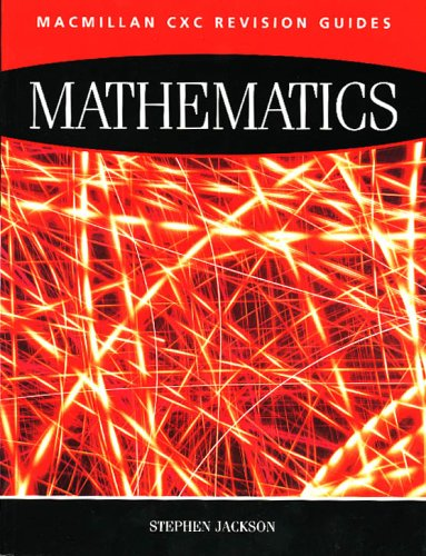 9780333776728: Macmillan Revision Guides for CSEC Examinations: Mathematics (CXC Revision Aids)