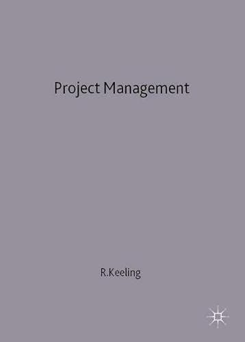 9780333777640: Project Management: An International Perspective