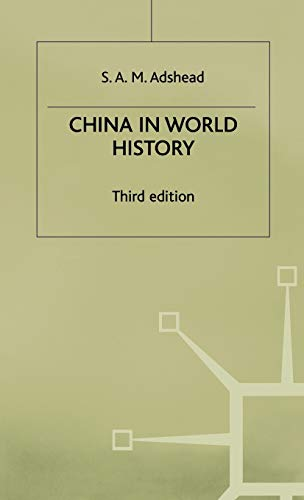 9780333778302: China in World History