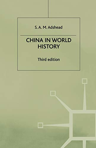 9780333778319: China in World History