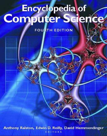 9780333778791: Encyclopedia of Computer Science