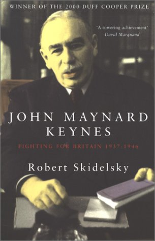 9780333779712: John Maynard Keynes: Fighting for Britain, 1937-1946 (Vol 3)