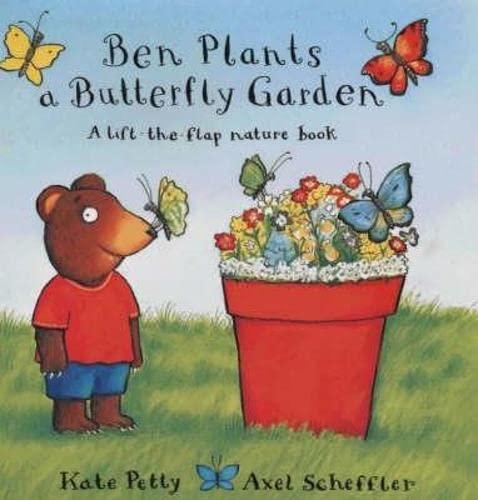 9780333781098: Ben Plants a Butterfly Garden