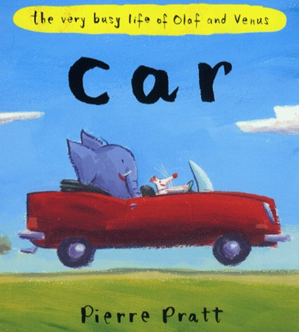 9780333781159: The Very Busy Life of Olaf and Venus: Car (The very busy life of Olaf & Venus)