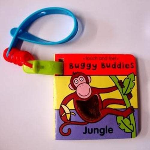 Touch and Feel Buggy Buddies: Jungle (Buggy: Jo Lodge