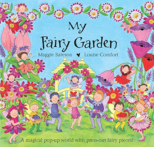 9780333781258: My Secret Fairy Garden (HB)