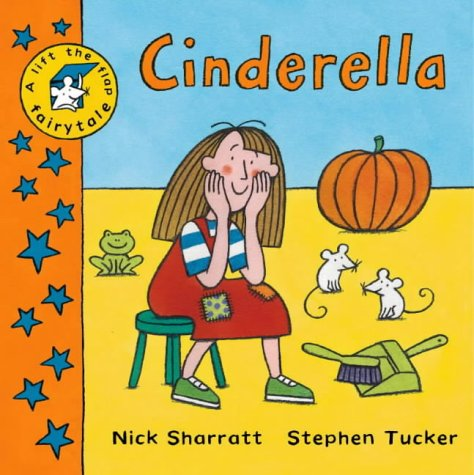 9780333781463: Cinderella: A Lift-the-flap Fairy Tale (Life-the-flap fairy tales)