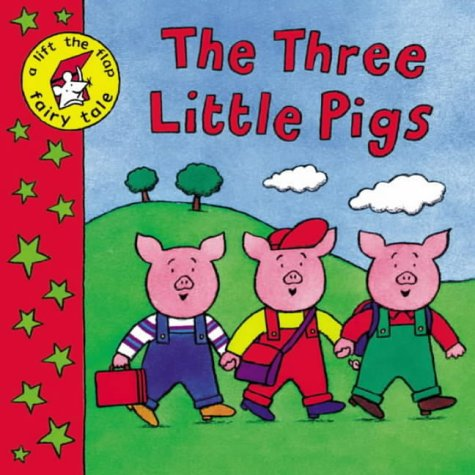 9780333781470: The Three Little Pigs: A Lift-the-flap Fairy Tale (Life-the-flap fairy tales)
