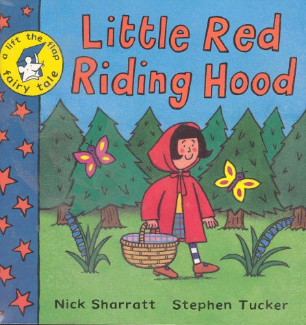 9780333781487: A Lift-the-flap Fairy Tale: Little Red Riding Hood