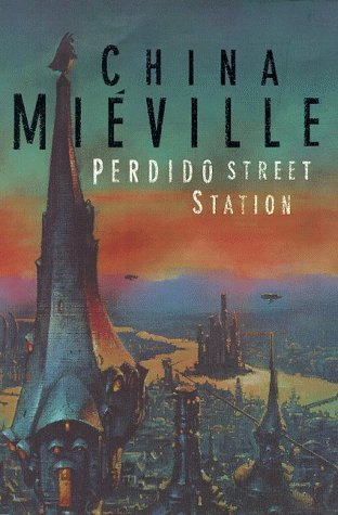 Perdido Street Station ***SIGNED*** ***BOUND GALLEY***: China Mieville