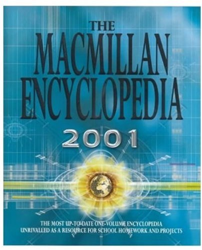 9780333781760: The Macmillan Encyclopedia