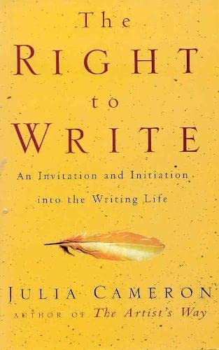 9780333782033: The Right to Write