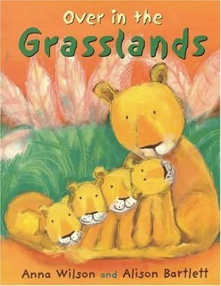 9780333782057: Over in the Grasslands Big Book Pb