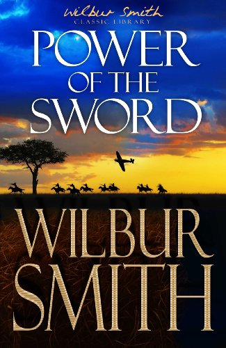 9780333782071: Power of the Sword (The Courtneys of Africa)