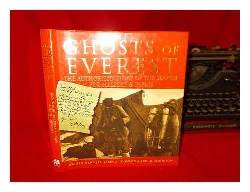 9780333783146: Ghosts of Everest The Search For Mallory and Irvine