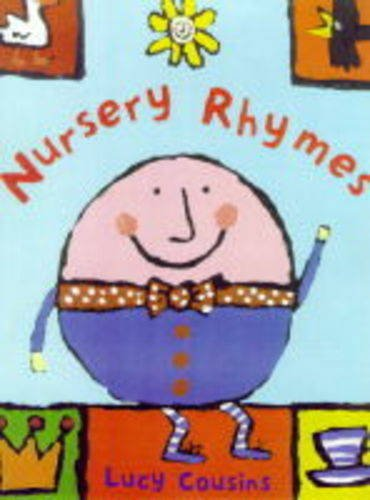 9780333783351: Lucy Cousins' Big Book of Nursery Rhymes