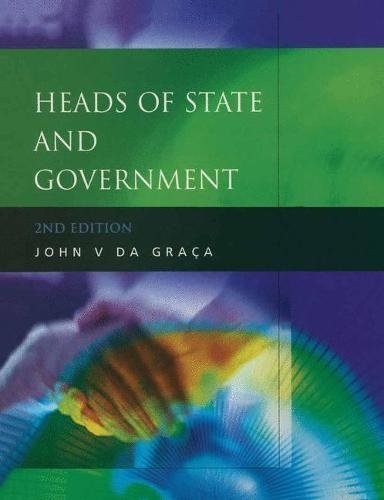 9780333786154: Heads of State and Government