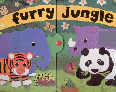 9780333786161: Furry Jungle