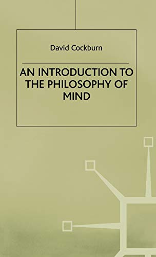 9780333786376: An Introduction to the Philosophy of Mind: Souls, Science and Human Beings