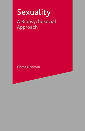 9780333786482: Sexuality: A Biopsychosocial Approach