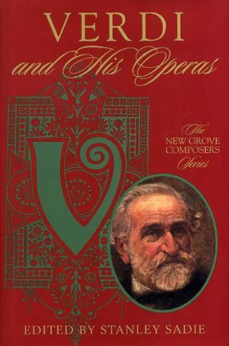 9780333790205: Verdi and His Operas (Composers & Their Operas)