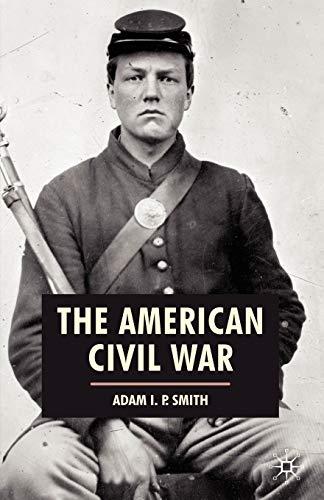 9780333790540: The American Civil War (American History in Depth)