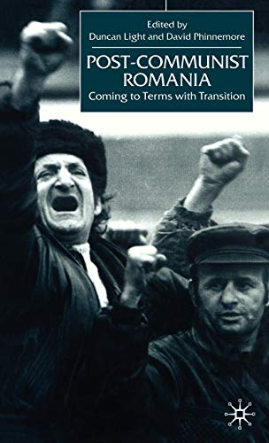 9780333791875: Post-Communist Romania: Coming to Terms with Transition