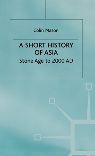 9780333791998: Short History of Asia