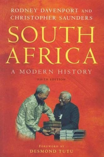 9780333792223: South Africa: A Modern History