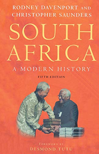 9780333792230: South Africa: A Modern History