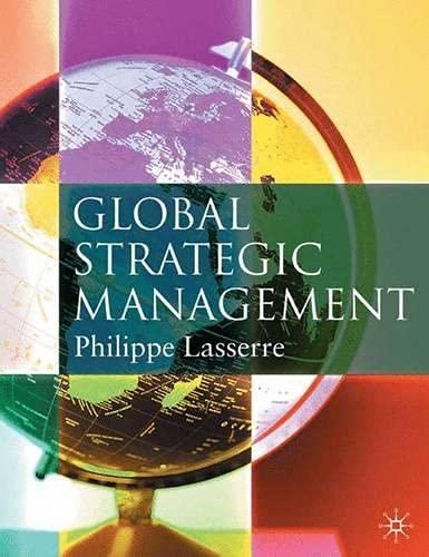 9780333793756: Global Strategic Management