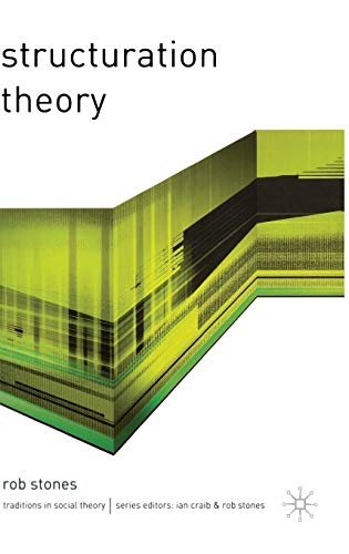 9780333793770: Structuration Theory
