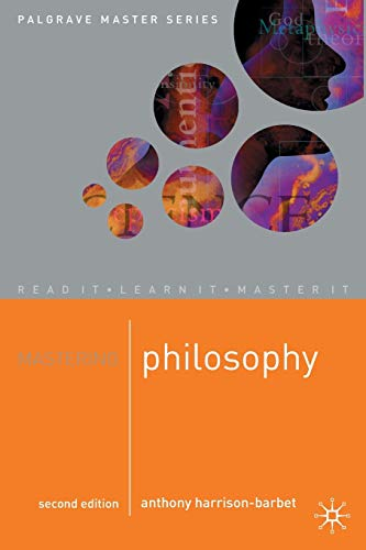 9780333793848: Mastering Philosophy (Palgrave Master Series)