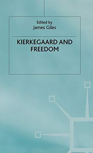 9780333794111: Kierkegaard and Freedom