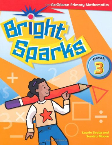 9780333794739: Bright Sparks: Caribbean Primary Mathematics: Student's Book 3 (Ages 7-8)