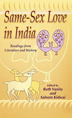 9780333800331: Love Between Women, Love Between Men: Readings in Indian Literature