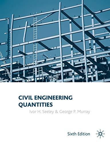 9780333800744: Civil Engineering Quantities