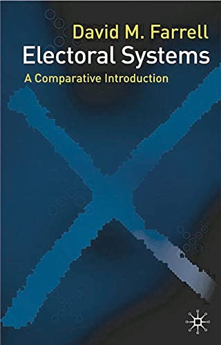 9780333801611: Electoral Systems: A Comparative Introduction